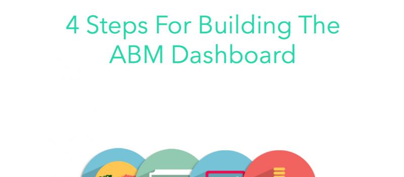 Account Based Marketing (ABM) Dashboard Inferens